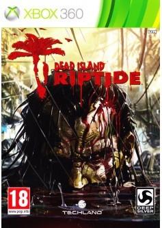 Игра Dead Island: Riptide (Xbox 360)