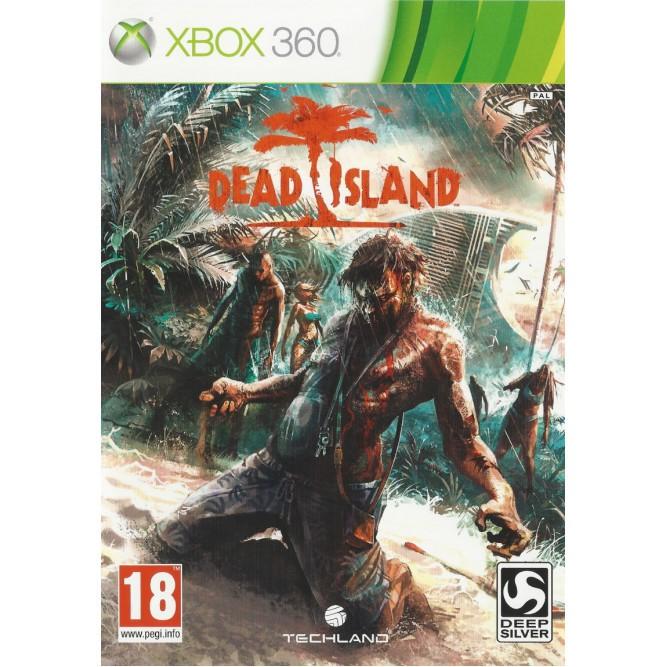 Игра Dead island (Xbox 360) б/у