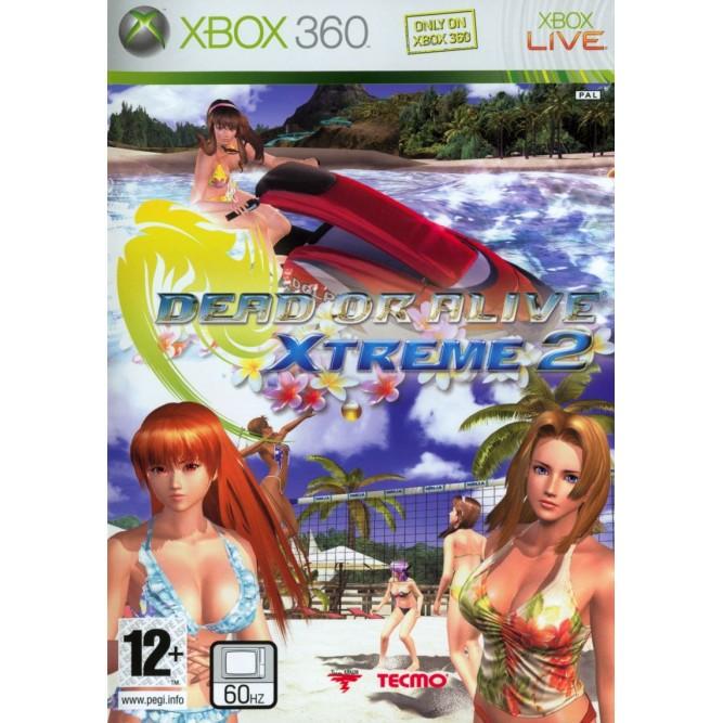 Игра Dead or Alive: Xtreme 2 (Xbox 360) б/у