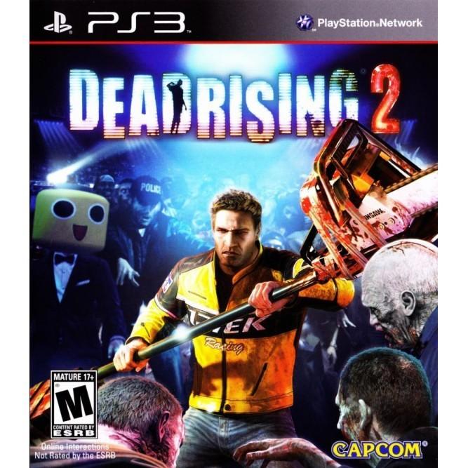 Игра Dead Rising 2 (PS3) б/у