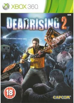 Игра Dead Rising 2 (Xbox 360) б/у