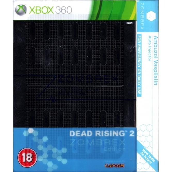Игра Dead Rising 2 (Zombrex edition) (Xbox 360) б/у