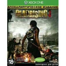 Игра Dead Rising 3: Апокалиптическое издание (Xbox One)