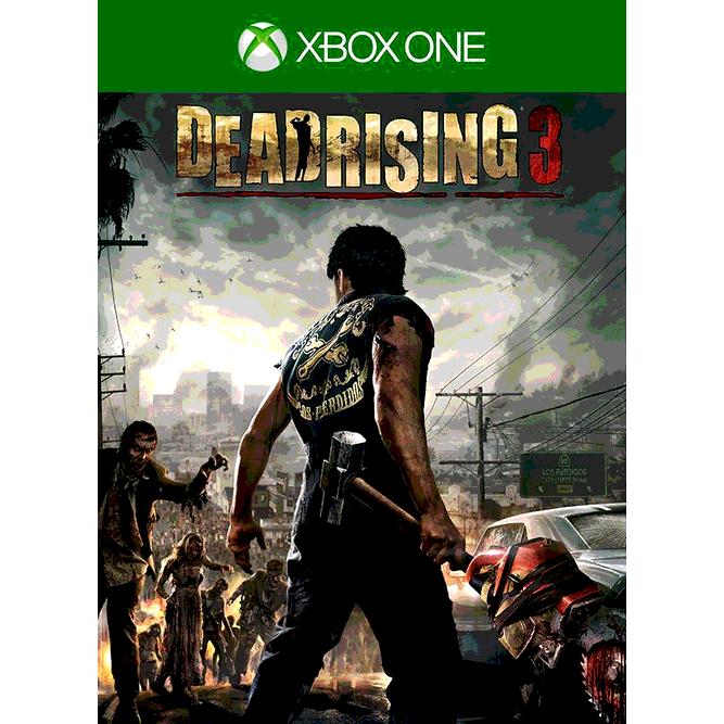 Игра Dead Rising 3 (Xbox One) б/у