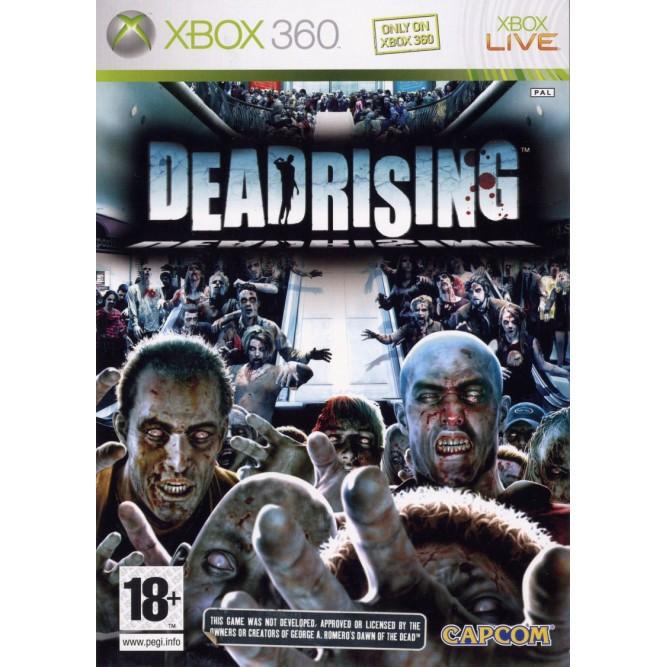 Игра Dead Rising (Xbox 360) б/у