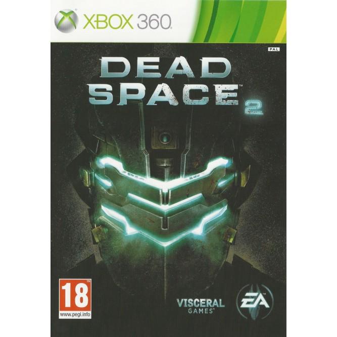 Игра Dead Space 2 (Xbox 360) б/у