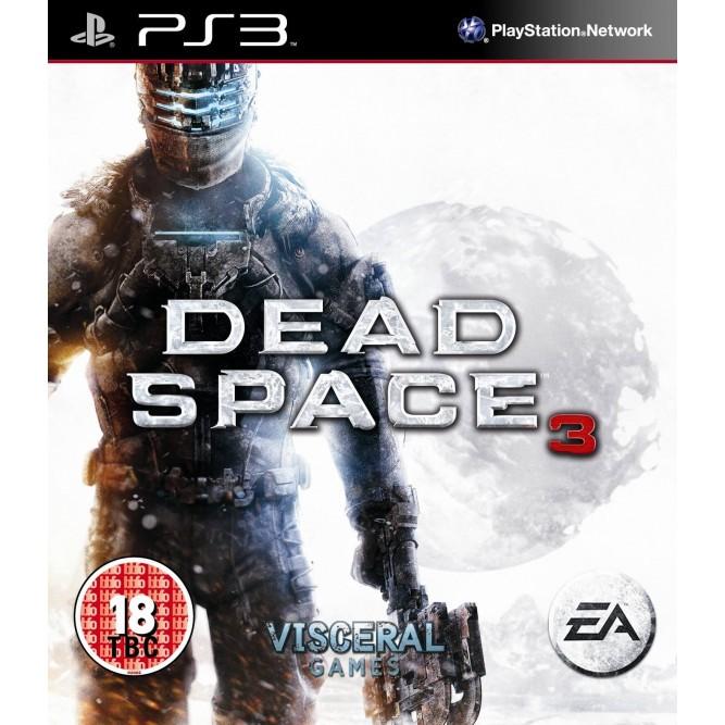 Игра Dead Space 3 (PS3) б/у