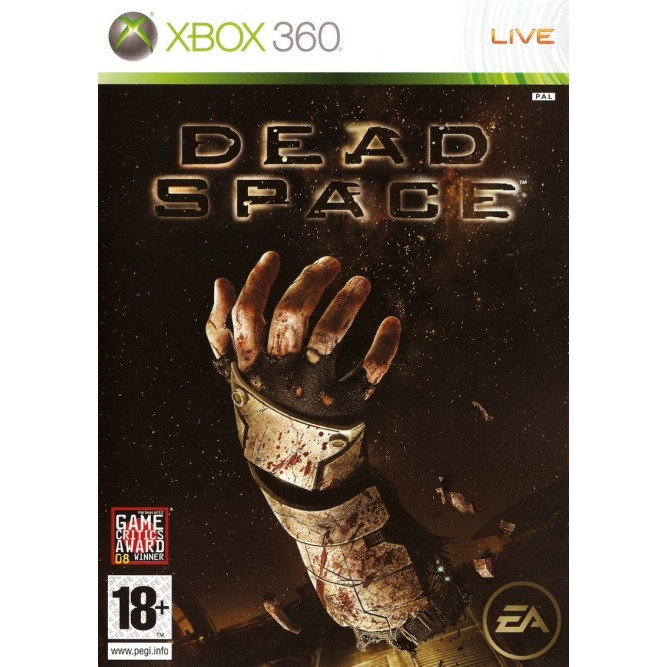 Игра Dead Space (Xbox 360) б/у