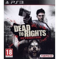 Игра Dead to Rights: Retribution (PS3) б/у