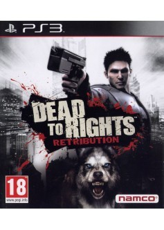 Игра Dead to Rights: Retribution (PS3) б/у