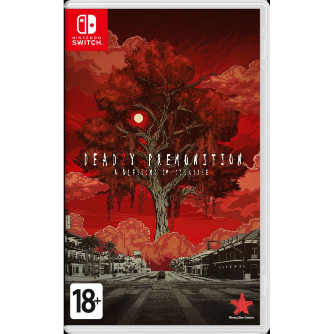 Игра Deadly Premonition 2: A Blessing in Disguise (Switch) (eng) б/у