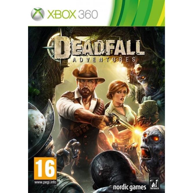 Игра Deadfall Adventures (Xbox 360) б/у