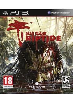 Игра Dead Island: Riptide (PS3) б/у (eng)