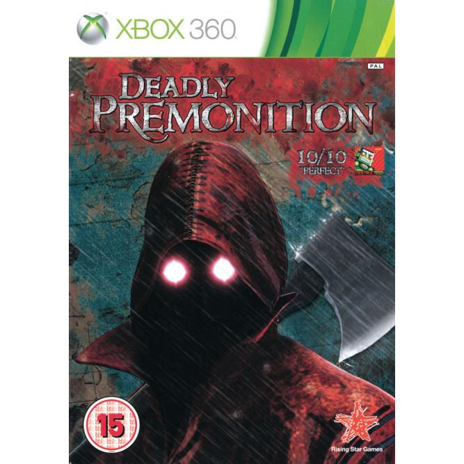 Игра Deadly Premonition (Xbox 360) б/у