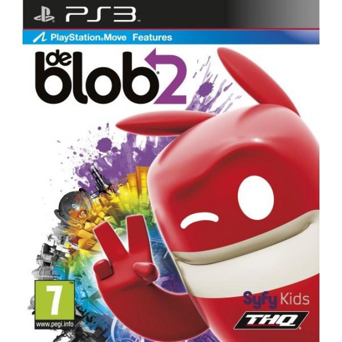 Игра De Blob 2 (PS3) (eng)