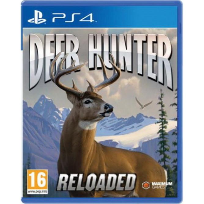 Игра Deer Hunter: Reloaded (PS4) (eng) б/у