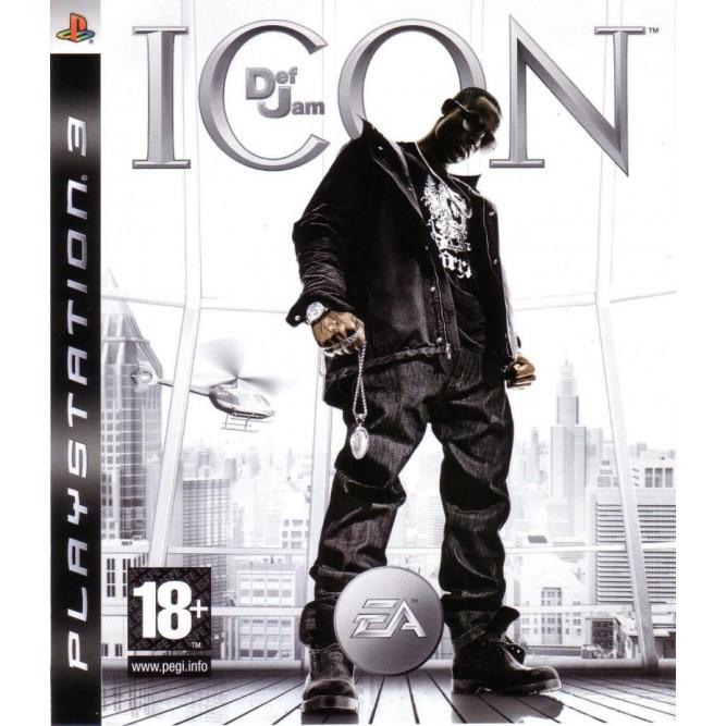 Игра Def Jam: Icon (PS3) б/у