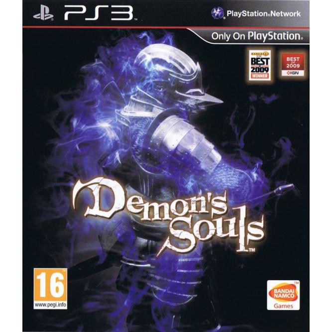 Игра Demon's Souls (PS3) б/у