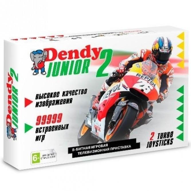 Dendy Junior 2 Classic (9999 игр)