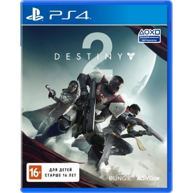 Игра Destiny 2 (PS4)