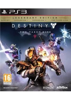 Игра Destiny: The Taken King - Legendary Edition (PS3) б/у