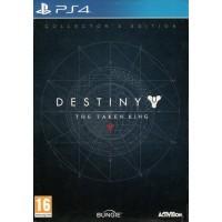 Игра Destiny: The Taken King (Коллекционное издание) (PS4) б/у (eng)