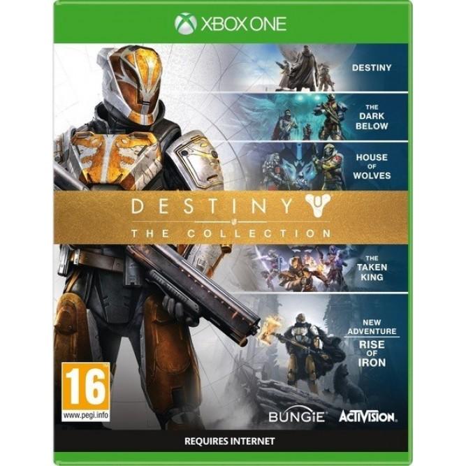 Игра Destiny: The Collection (Xbox One) б/у eng