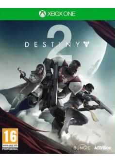 Игра Destiny 2 (Xbox One) б/у (rus)