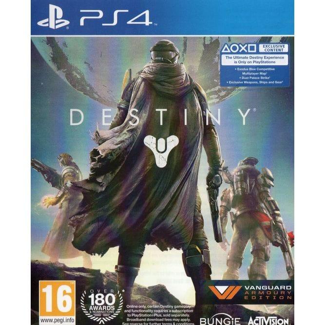 Игра Destiny (PS4) б/у