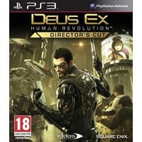 Игра Deus Ex: Human Revolution. Director's Cut (PS3) б/у
