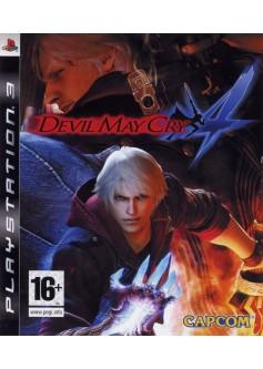 Игра Devil May Cry 4 (PS3) б/у