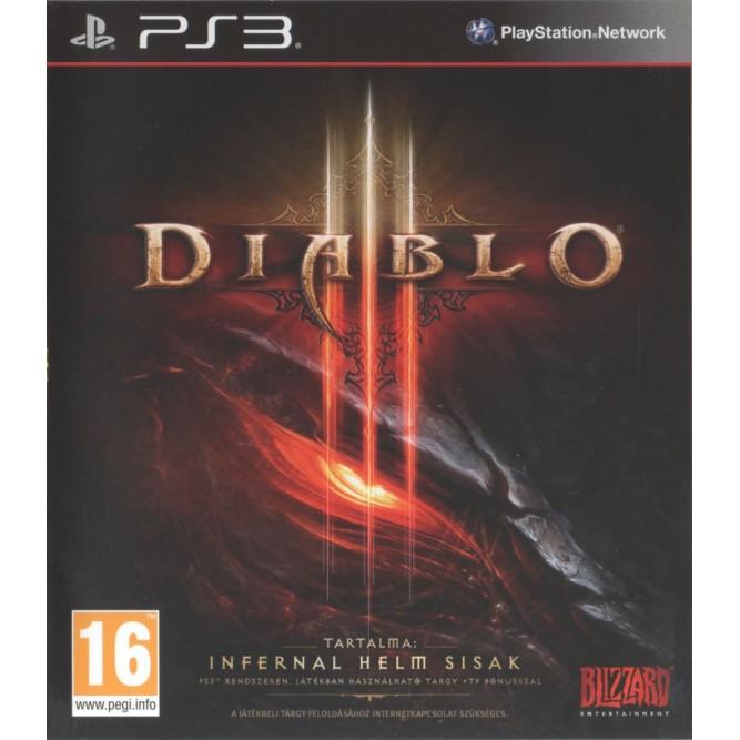 Игра Diablo III (PS3) б/у