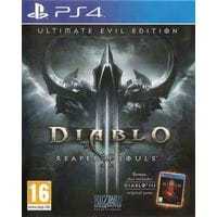 Игра Diablo III: Reaper of Souls (Ultimate Evil Edition) (PS4) (rus)