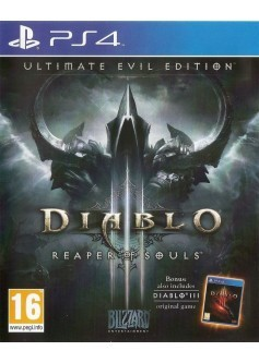 Игра Diablo III: Reaper of Souls (Ultimate Evil Edition) (PS4) (rus)