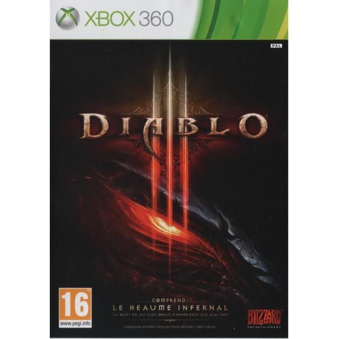 Игра Diablo III (Xbox 360) б/у