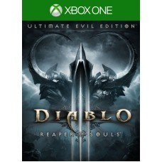 Игра Diablo III Reaper of Souls (Ultimate evil edition) (Xbox One) б/у