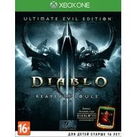 Игра Diablo III: Reaper of Souls - Ultimate Evil Edition (Xbox One) б/у (rus)