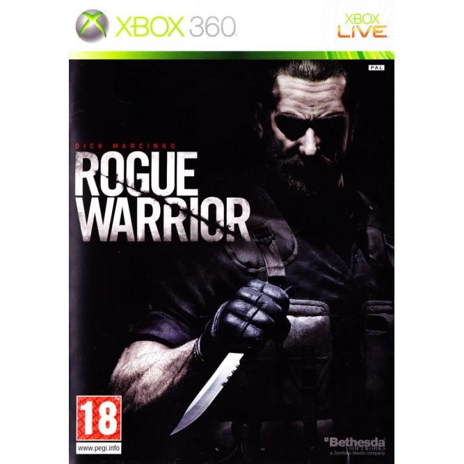 Игра Rogue Warrior (Xbox 360) б/у