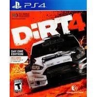 Игра Dirt 4 (PS4) (rus)