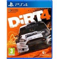 Игра Dirt 4 (PS4) б/у (rus)