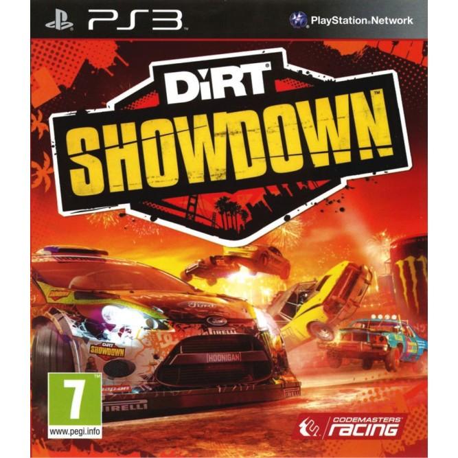 Игра Dirt: Showdown (PS3) б/у