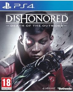 Игра Dishonored: Death of the Outsider (PS4) б/у (eng)