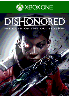 Игра Dishonored: Death of the Outsider (Xbox One) б/у