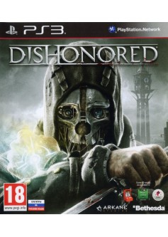 Игра Dishonored (PS3) б/у