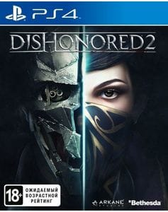 Игра Dishonored 2. Limited Edition (PS4) (rus)