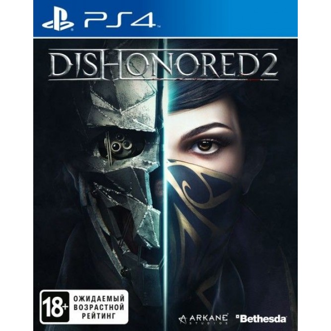 Игра Dishonored 2 (PS4) б/у (eng)