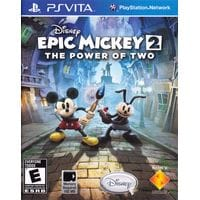 Игра Disney Epic Mickey: Две легенды (PS Vita) б/у