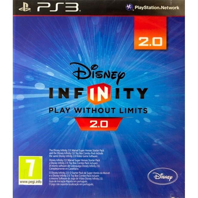 Игра Disney Infinity 2.0: Play Without Limits (без фигурок) (PS3) (eng) б/у