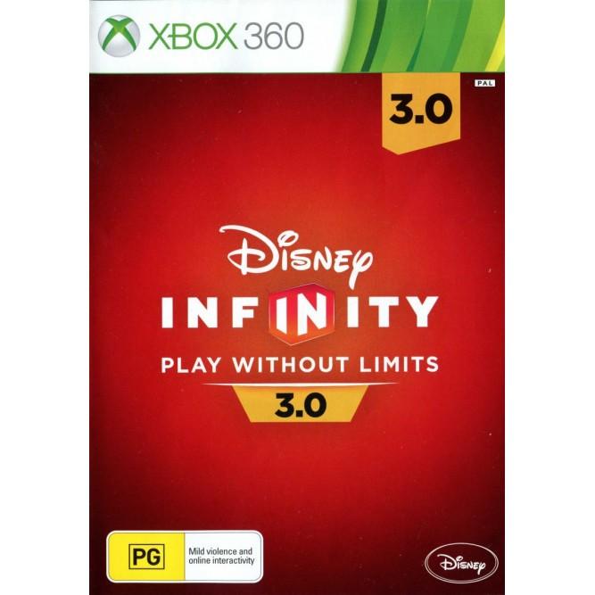 Игра Disney Infinity 3.0 (без портала и фигурок) (Xbox 360) б/у