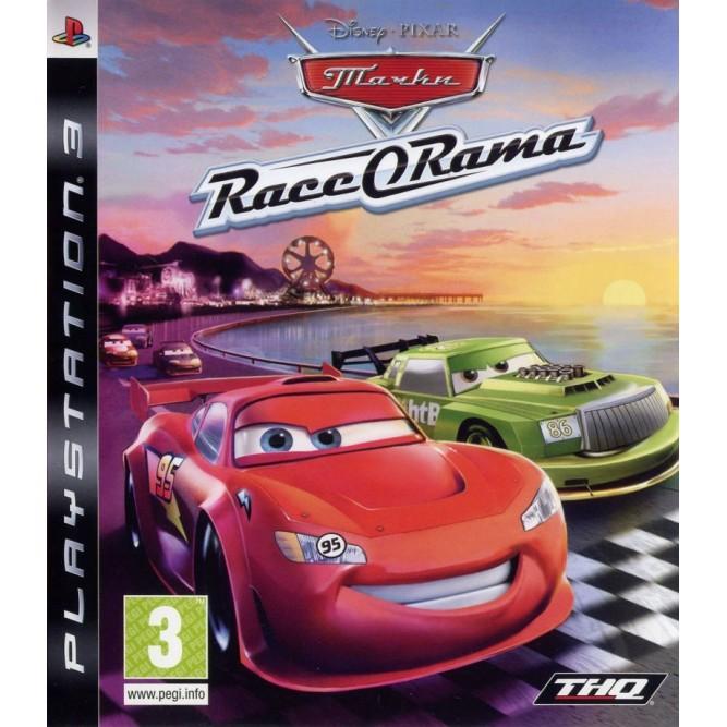 Игра Cars: Race-O-Rama (PS3) б/у (eng)